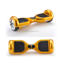 2015 cool design 2 wheel 6.5'' drift board electric scooter with bluetooth speaker for samsung battery for high school students