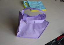 biodegradable non woven bag compostable PLA non woven fabric