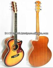 2014 new 40'' Acoustic guitar