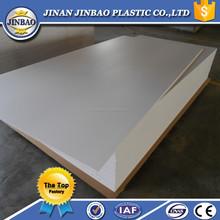 waterproof white pvc sheet for id card