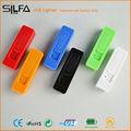 Silfa super mini usb ligher 2013 encendedores/mecheros personalizado