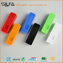 Silfa super mini usb ligher 2013 encendedores/mecheros personalizado