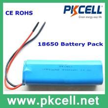 Vendita calda prezzo a buon mercato 14.8v 18.650 batteria al litio ricaricabile