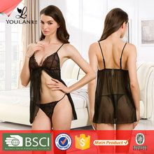 Hot Sale Fantasy Christmas Gift Custom Sexy Lingerie Young Girls