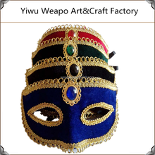 China Manufacturer Adult Party Supplies Beauty Sex Face Mask Mixed Color Cheap Venetian Mask