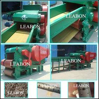 Industrial Forest Hard Wood Chipper Machine with 4 Knives