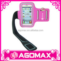 Hot selling promotional gift durable cell phone sport armband case