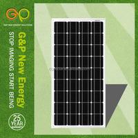 10w amorphous silicon thin film flexible solar panel with CE/CEC/TUV/ISO