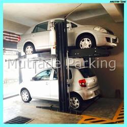 Automobile Lift Car Parking Solution