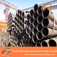 carbon steel pipe specifications / black steel pipe / iron tube
