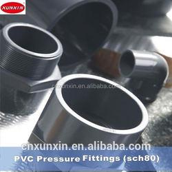 ASTM D2467 SCH80 PVC FITTINGS FEMALE REDUCER BUSH