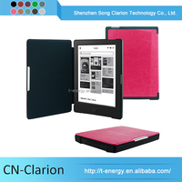 Pu Leather Case For Kobo Aura 6 Inch,Smart Cover Leather Case Tor Tablet Pc