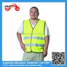 2015 Cheap price Fluorescence Oxford 3M reflective safety vest