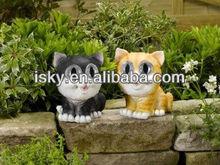 Solar Led Lighting Smart Solar Bright Eyed Cat