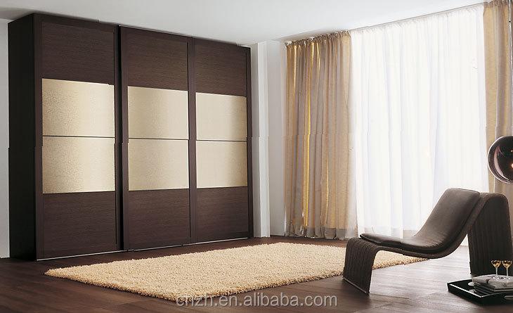 Bedroom wall wardrobe cabinet design buy bedroom wall for Different types of wardrobe designs