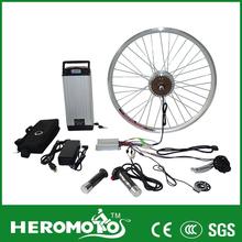 Electric bike with200~450w powerful brushless hub motor/e-bike conversion kit