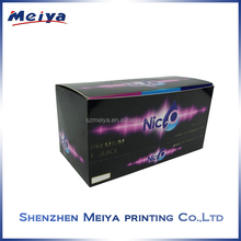 OEM ODM custom design folding Paper Box,Paper display,two function of Paper boxes and display