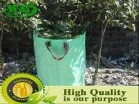 leaves and sand soil PP woven fabric Garden Bags