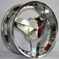 22 inch forged chrome car wheel rim