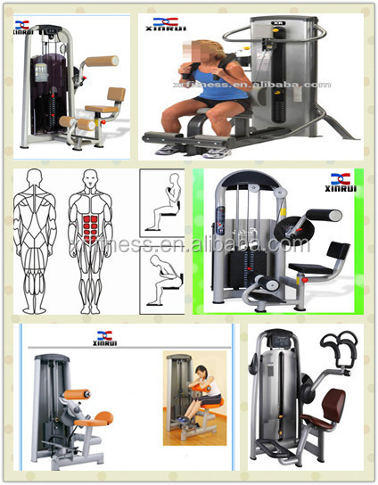 Best Commercial Gym Equipment Abdominal fitness equipment club use
