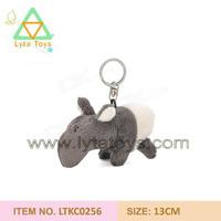 Plush Key Chains Toys Meet EN71 Standard