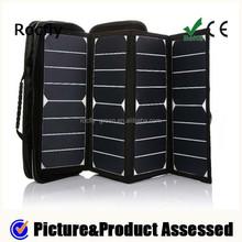 Foldable Solar Panel Power/Portable Solar Charger Bag