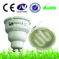 bulbo ahorro de energía de la luz gu10