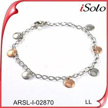 Colombian jewelry joyas en acero inoxidable stainless steel cute bracelet