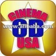 USA CINEMA theater 4D 5D 6D