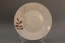custom printed ceramic dinner plate ceramic dishes plate printing ceramic plates dishes