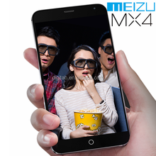 In Stock Meizu MX4 32GB Mobile Phone 4G LTE 5.36'' 1920X1152 OCta Core 2.2GHz 2GB RAM Android Smartphone 20.7MP 3100mAh Phone