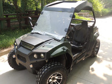Gas/diesel fuel 2 seaters cfmoto type cvt transmission 200CC military utv