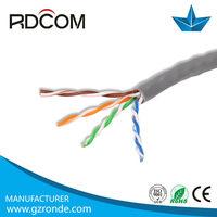 UTP/FTP/STP/SFTP Cat 5e Lan Cable for Ethernet
