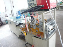 Air filter making machine of filter paper pleating machine for car filter production line