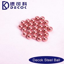 factory directly hot sale hollow copper ball sphere,small size solid copper ball
