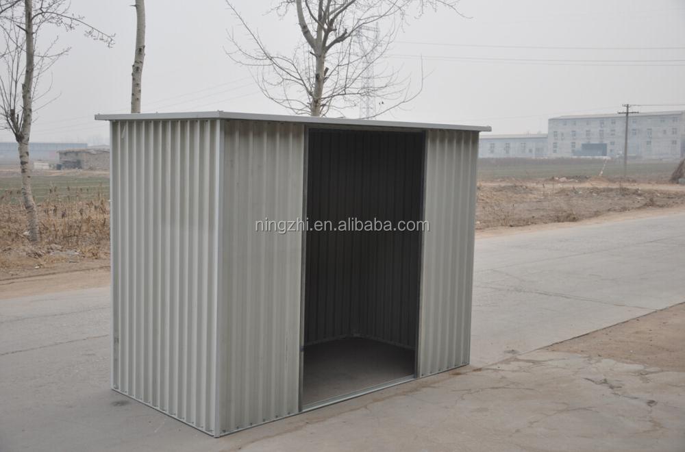 Mobili portatili capannone con rullo porta per moto/mobile garage ...