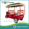 eu tuk tuk electric tricycle rickshaw for passenger e 3 wheeler car for passenger tricycle