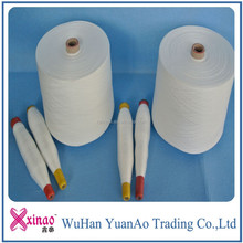 polyester paper yarn with Ring spun technics
