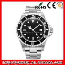 China factory luxury brand stailess steel sapphire glass diving watches
