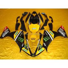 Fairing kit for YAMAHA R1 2007 2008 07-08 motorcycle bodywork,Customer painting acccepted