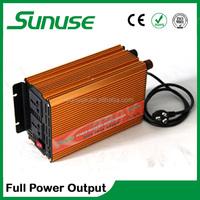 12v 220v home ups 1000W modified sine wave inverter with charger