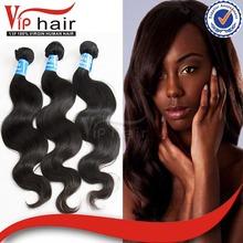 2014 new design product wholesale body wave 100% virgin Brazilian hair