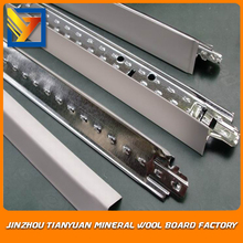 t24 ceiling grid /T bar suspended ceiling Grids /wall partition grid