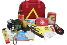 26pcs Portable Tyre Repair Tools Kits Safety Car Tool Bags Car Emergency Kit