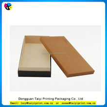 Customized printed bulk buy gift boxes