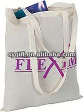 printed canvas expandable file tote bag