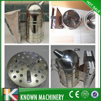 UE pupular good quality galvanized dermis beekeeping bee smoker for sale