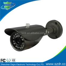 Low Price Nice Metal Housing 20M Long Rang Night Vision CCTV Analog Security Camera Factory China