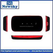 Portable Mini Wi-Fi Modem Support WCDMA HSPA 3g modem router factory oem