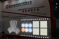 LED emergency tube with remote control
